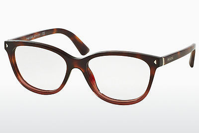 Eyewear Prada JOURNAL (PR 14RV TWC1O1) - 갈색, 하바나