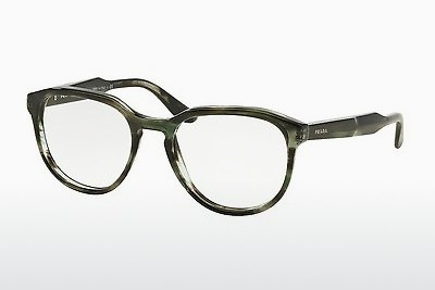 Eyewear Prada JOURNAL (PR 18SV UEP1O1) - 갈색, 하바나, 녹색