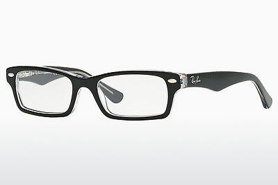 Eyewear Ray-Ban Junior RY1530 3529 - 검은색, 투명