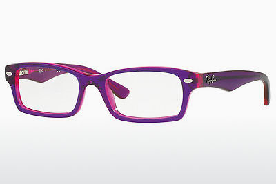 Eyewear Ray-Ban Junior RY1530 3666 - 보라색, Violet