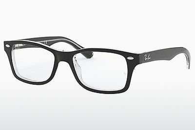 Eyewear Ray-Ban Junior RY1531 3529 - 검은색, 투명