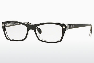 Eyewear Ray-Ban Junior RY1550 3529 - 검은색, 투명
