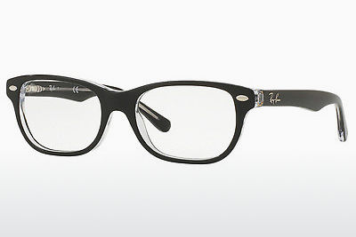 Eyewear Ray-Ban Junior RY1555 3529 - 검은색, 투명