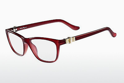 Eyewear Salvatore Ferragamo SF2728 606 - 부르고뉴