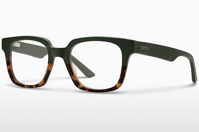 Eyewear Smith CASHOUT B26 - 녹색, 갈색, 하바나
