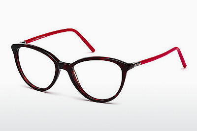 Eyewear Tod's TO5122 054 - 하바나, Red