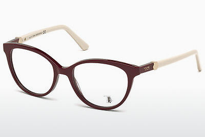 Eyewear Tod's TO5144 071 - 부르고뉴, Bordeaux