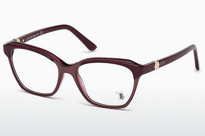 Eyewear Tod's TO5163 069 - 부르고뉴, Bordeaux, Shiny