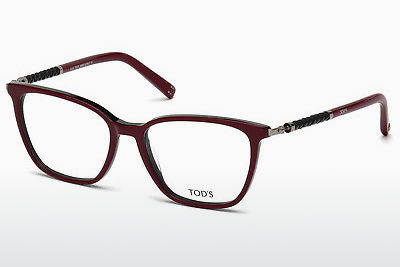 Eyewear Tod's TO5171 071 - 부르고뉴, Bordeaux