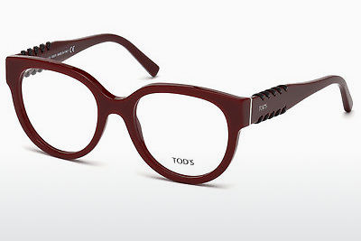 Eyewear Tod's TO5175 069 - 부르고뉴, Bordeaux, Shiny