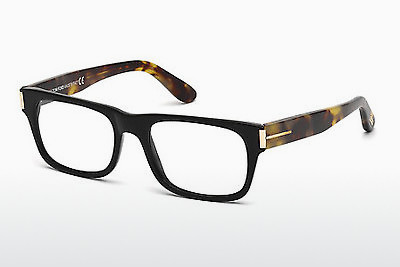 Eyewear Tom Ford FT4274 001 - 검은색, Shiny