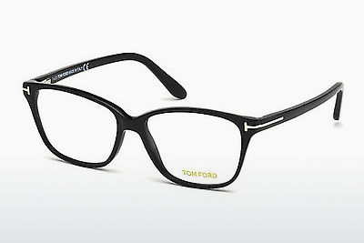 Eyewear Tom Ford FT4293 001 - 검은색, Shiny