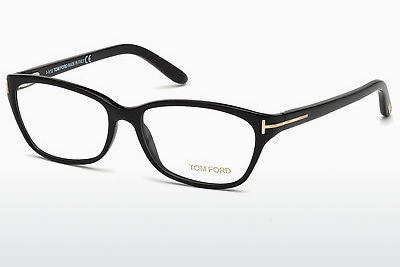 Eyewear Tom Ford FT5142 001 - 검은색, Shiny