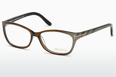 Eyewear Tom Ford FT5142 050 - 갈색, Dark