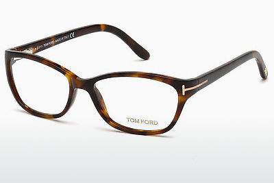 Eyewear Tom Ford FT5142 052 - 갈색, Dark, Havana