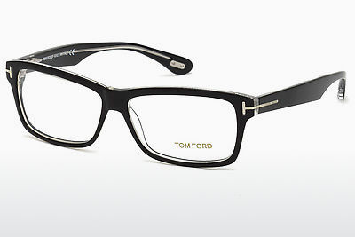 Eyewear Tom Ford FT5146 003 - 검은색, Transparent