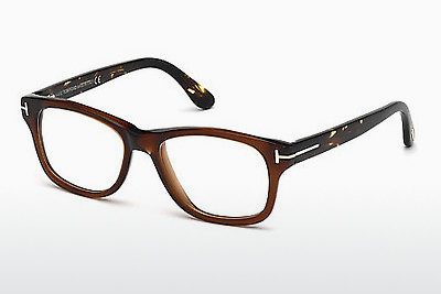 Eyewear Tom Ford FT5147 050 - 갈색, Dark
