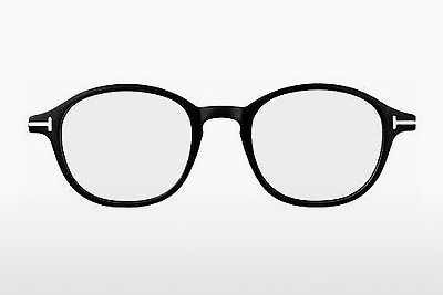 Eyewear Tom Ford FT5150 001 - 검은색, Shiny