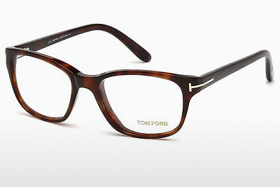 Eyewear Tom Ford FT5196 052 - 갈색, Dark, Havana