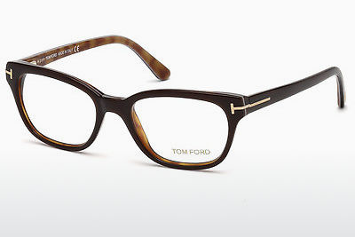 Eyewear Tom Ford FT5207 050 - 갈색, Dark