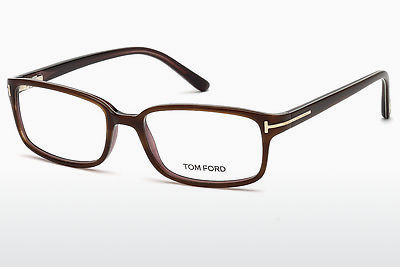 Eyewear Tom Ford FT5209 047 - 갈색, Bright