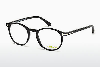 Eyewear Tom Ford FT5294 001 - 검은색, Shiny