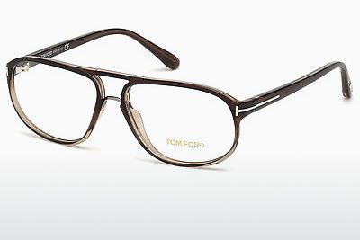 Eyewear Tom Ford FT5296 050 - 갈색, Dark