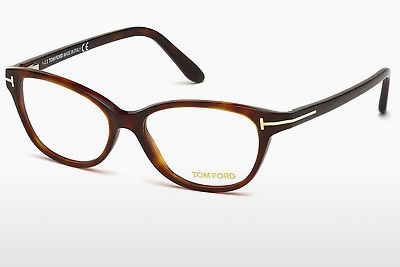 Eyewear Tom Ford FT5299 052 - 갈색, Dark, Havana