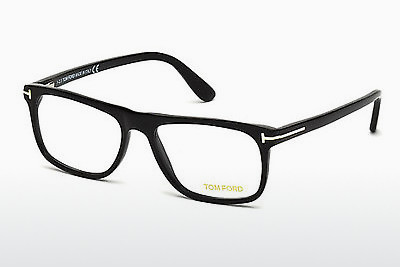 Eyewear Tom Ford FT5303 002 - 검은색, Matt