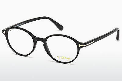 Eyewear Tom Ford FT5305 001 - 검은색, Shiny