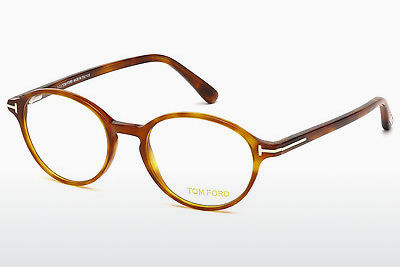 Eyewear Tom Ford FT5305 053 - 하바나, Yellow, Blond, Brown