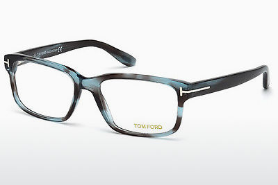 Eyewear Tom Ford FT5313 086 - 청색, Azurblue