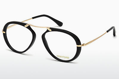 Eyewear Tom Ford FT5346 001 - 검은색, Shiny