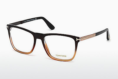 Eyewear Tom Ford FT5351 050 - 갈색, Dark
