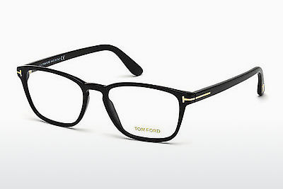 Eyewear Tom Ford FT5355 001 - 검은색, Shiny