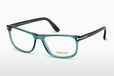 Eyewear Tom Ford FT5356 087 - 청색, Turquoise, Shiny