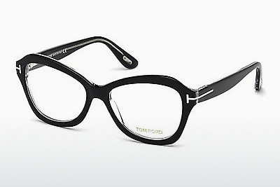 Eyewear Tom Ford FT5359 003 - 검은색, Transparent
