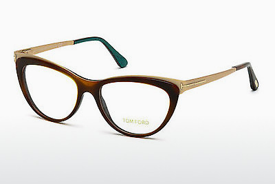 Eyewear Tom Ford FT5373 052 - 갈색, Dark, Havana