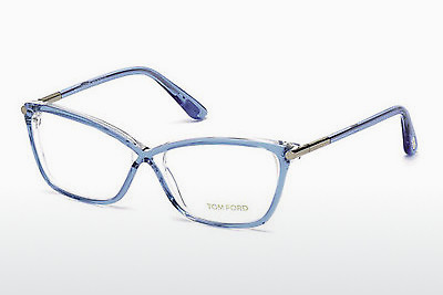 Eyewear Tom Ford FT5375 086 - 청색, Azurblue