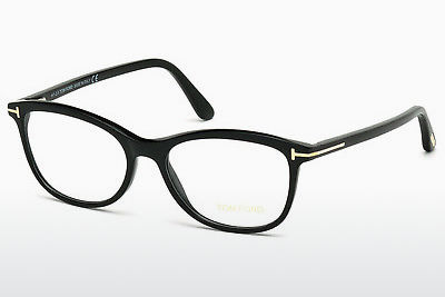 Eyewear Tom Ford FT5388 001 - 검은색, Shiny
