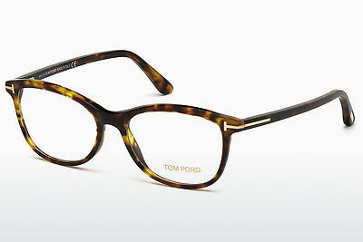 Eyewear Tom Ford FT5388 052 - 갈색, Dark, Havana