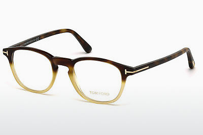 Eyewear Tom Ford FT5389 053 - 하바나, Yellow, Blond, Brown