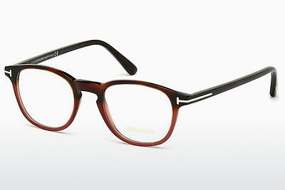 Eyewear Tom Ford FT5389 054 - 하바나, Red