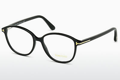 Eyewear Tom Ford FT5390 001 - 검은색, Shiny