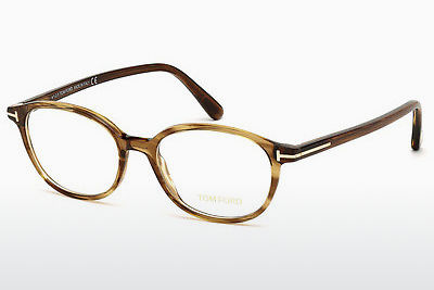 Eyewear Tom Ford FT5391 048 - 갈색, Dark, Shiny