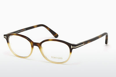 Eyewear Tom Ford FT5391 053 - 하바나, Yellow, Blond, Brown