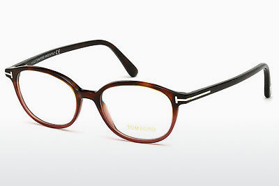 Eyewear Tom Ford FT5391 054 - 하바나, Red