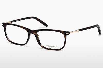 Eyewear Tom Ford FT5398 052 - 갈색, Dark, Havana