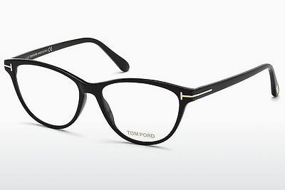 Eyewear Tom Ford FT5402 001 - 검은색, Shiny