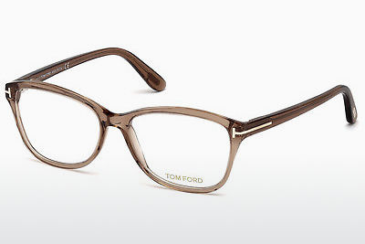 Eyewear Tom Ford FT5404 048 - 갈색, Dark, Shiny
